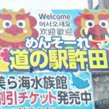 【人気日本一!】道の駅 許田 やんばる物産センターに行ってきた!