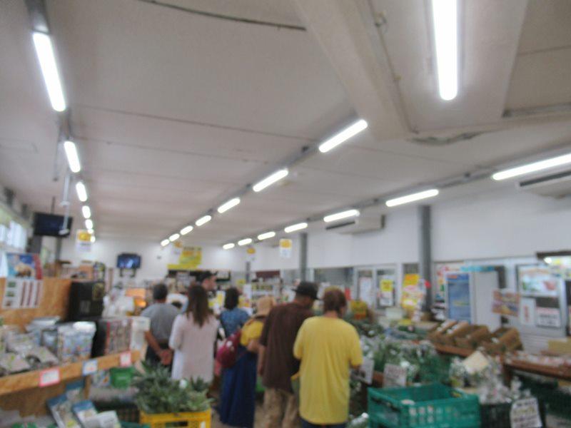 名護市 道の駅 許田やんばる物産センター ブログ